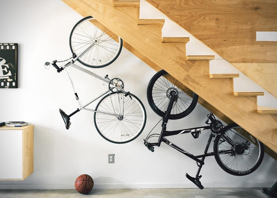 Schowek na rowery